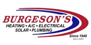 burgeson's logo